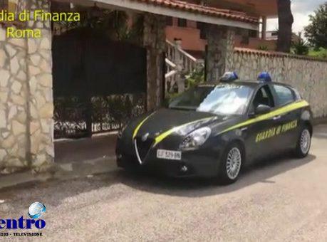 Guardia di Finanza Roma, sequestro di beni