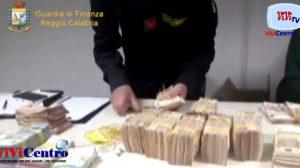 Guardia di Finanza di Gioia Tauro, sequestro di 1mln di euro