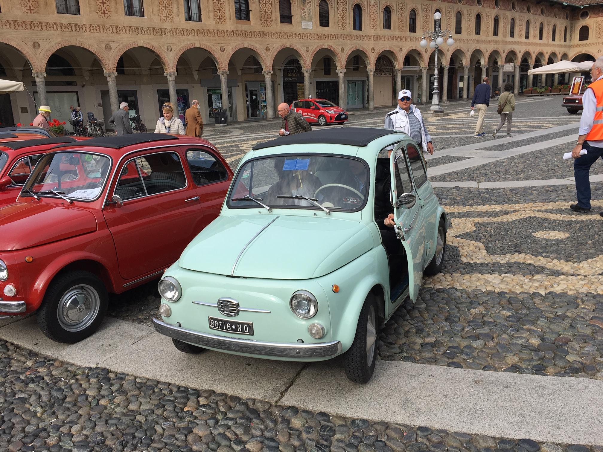 Fiat 500 D di Francesco d'Ambrosio