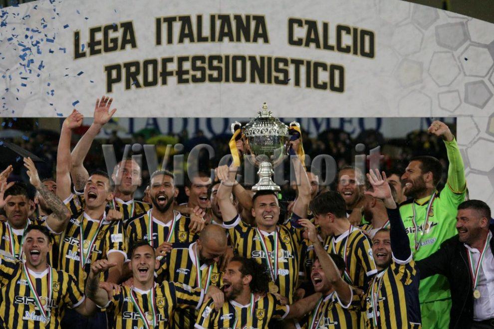 Juve Stabia Virtus Francavilla Lega Pro Serie C Castellammare Calcio (175)