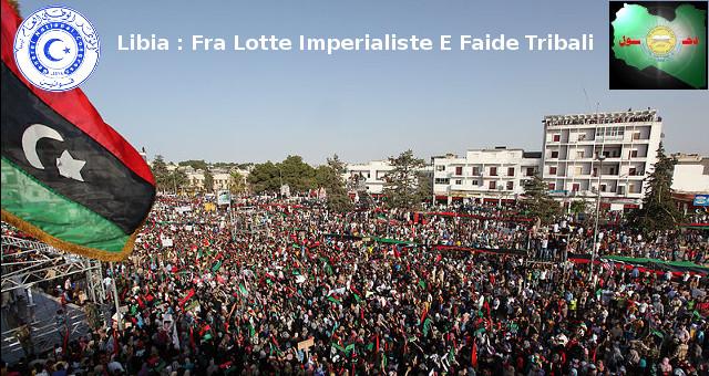 Libia, proteste