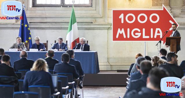 Mille Miglia 2019, presentazione