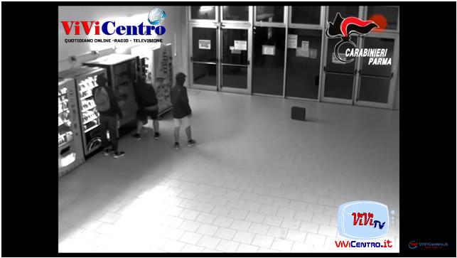 Parma, individuati gli autori dei furti nelle scuole