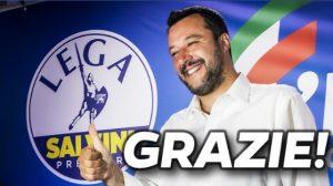 Salvini (da suo FB 270519)