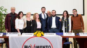 Scaletta Zanclea incontro con i portavoce del m5s nazionali e regionali