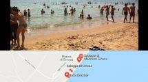 Spiagge a Marina di Ginosa (TA)