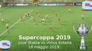 Supercoppa 2019 Juve Stabia vs Entella 180519