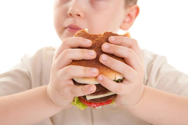 bambino obeso obesità