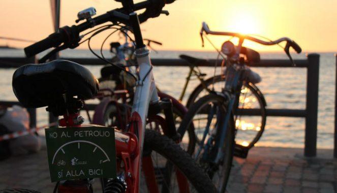 bicicletta e Mò Pedala Gli amici della Filangieri foto free facebook