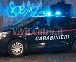 carabinieri ercolano San Giorgio a Cremano pozzuoli napoli