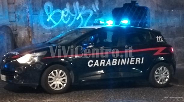 carabinieri ercolano San Giorgio a Cremano pozzuoli