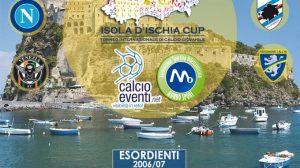 1° Torneo Isola d'Ischia Cup – Memorial Nunzia Mattera: gironi e calendario