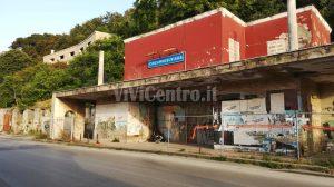 stazione circumvesuviana castellammare di stabia terme via acton eav ente autonomo volturno