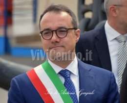 Castellammare, varo nave trieste Gaetano Cimmino foto vivicentro Juve Stabia