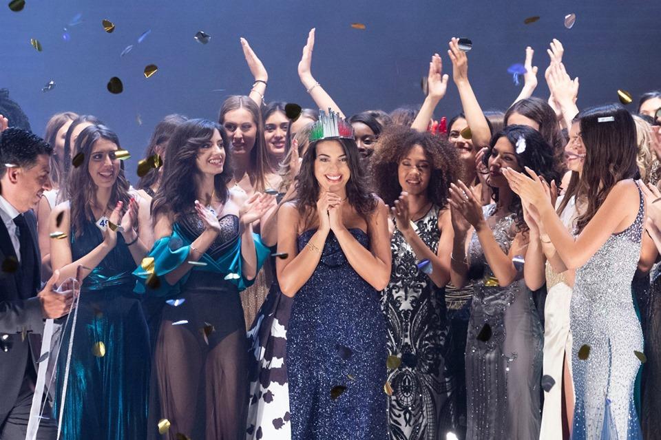 Adele Sammartino miss mondo 2019 castellammare di stabia pompei