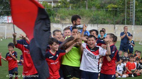 1^ Torneo Lacco Football Cup, calcio e divertimento: una simbiosi perfetta