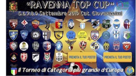 Il Barano invitato alla 5^ edizione della Ravenna Top Cup 2019