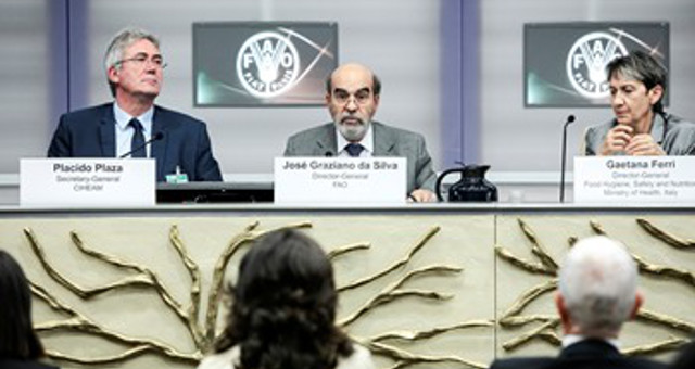 FAO, Symposium on the future of food