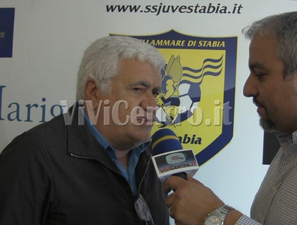 Juve Stabia Franco Manniello Ultima Intervista