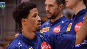 James Frazier Jr givova scafati basket
