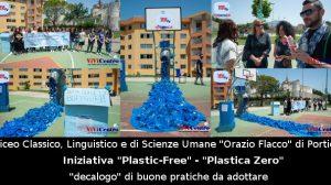 Liceo Classico, Linguistico e di Scienze Umane 'Orazio Flacco' di Portici, Plastic-free