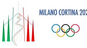 Logo Olimpiadi invernali 2026 Milan Cortina