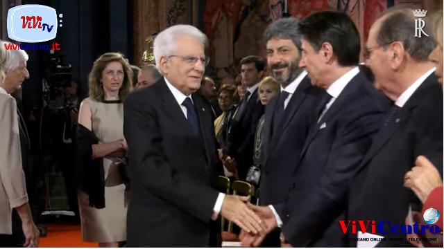 Mattarella, cerimonia per la Festa della Repubblica 2019