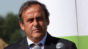 Michel Platini (CC BY 2.0)
