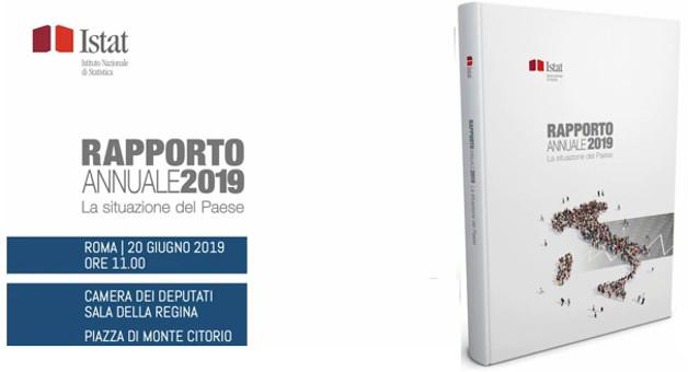 Rapporto annuale ISTAT estate 2019