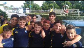 Scuola Calcio Stabia Accademu torneo Aqualand Vasto Marina (5)