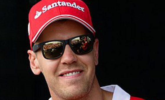 Vettel Sebastian Ferrari CC BY-SA 4.0