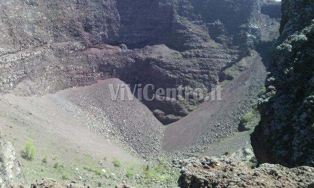 cratere vesuvio