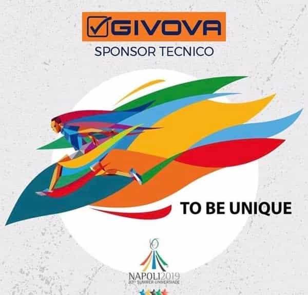 914767eedeb36 Givova, oltre alla Juve Stabia è sponsor tecnico anche delle Universiadi
