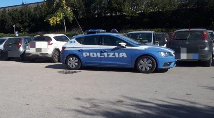 polizia san giovanni bosco auto foto free facebook