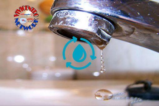 Segnalazioni dellai GORI Acqua, sospensione acqua idrica
