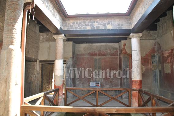 villa san marco castellammare di stabia scavi archeologici stabiae