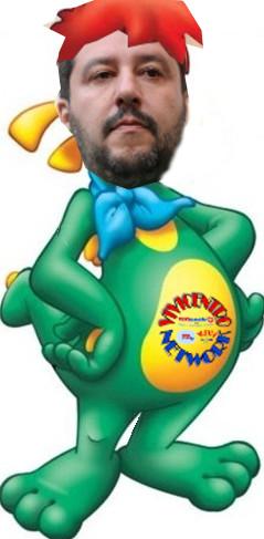 Salvini prezzemolino