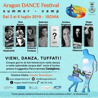 Ischia capitale della danza per 5 giorni con l'Aragon Dance Festival