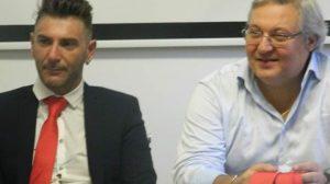 Siracusa Calcio: Domenico Gagliano Giancarlo Travagin