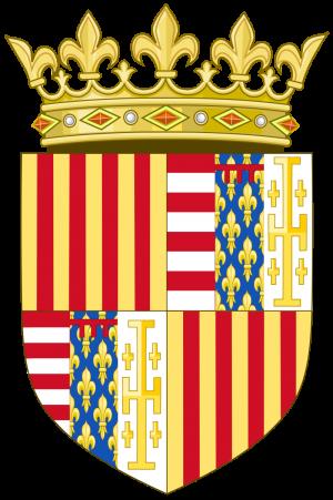 Regno di Napoli Stemma