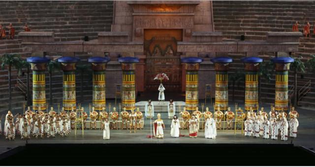 AIDA 2019, Arena di Verona