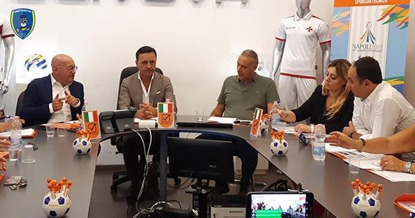 Conferenza stampa givova scafati 2019