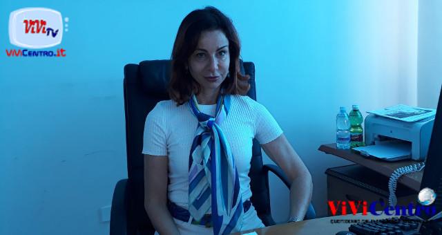 Diana Carosella Assessore la PI di Stabia