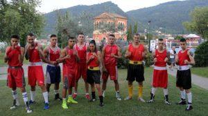 Boxe Paratico 2019