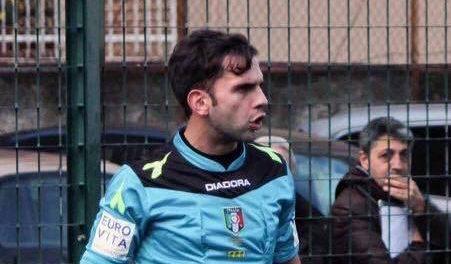 Francesco Longobardi assistente arbitrale Castellammare di Stabia Can D