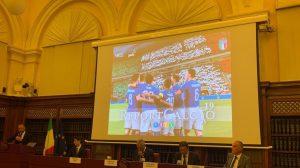 Roma - 9ª edizione del 'ReportCalcio'