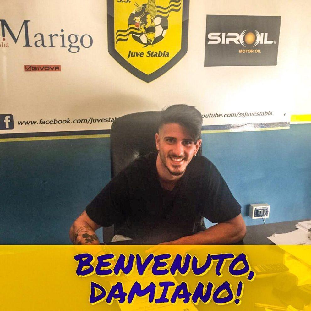 Damiano Lia - Juve Stabia