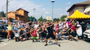 Pandisti del Biellese: Dab Dance