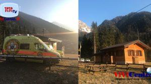 Infortunio mortale in Val di Scalve (BG) COMBI (foto da SASL)