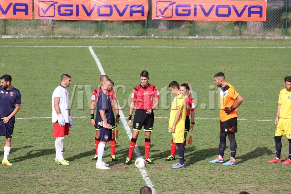 Juve Stabia Campobasso Amichevole Pre Campionato 2019-2020 Rivisondoli (21)